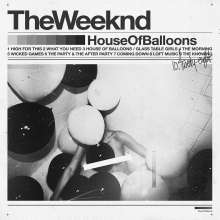 The Weeknd: House Of Balloons, 2 LPs