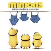 Minions - Das Original-Hörspiel Zum Kinofilm, CD