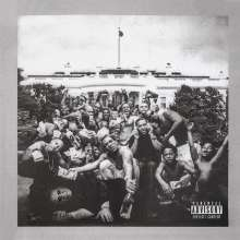 Kendrick Lamar: To Pimp A Butterfly (Explicit), CD