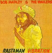 Bob Marley (1945-1981): Rastaman Vibration (180g) (Limited Edition), LP