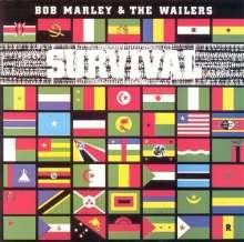 Bob Marley (1945-1981): Survival (180g), LP