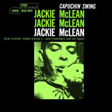 Jackie McLean (1931-2006): Capuchin Swing (remastered) (180g) (Limited Edition), LP