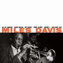 Miles Davis (1926-1991): Vol.1 (remastered) (180g) (Limited Edition), LP