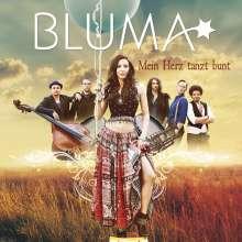 Bluma: Mein Herz tanzt bunt, CD