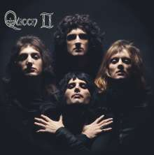 Queen: Queen II (180g) (Limited Edition) (Black Vinyl), LP