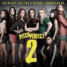 Filmmusik: Pitch Perfect 2, CD