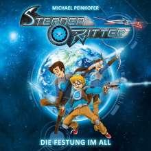Sternenritter 01: Die Festung im All, CD