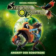 Sternenritter 02: Angriff der Robotroxe, CD