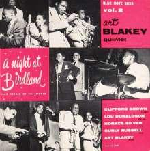 Art Blakey (1919-1990): A Night At Birdland Volume 2 (remastered) (180g) (Limited Edition), LP