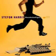 Stefon Harris (geb. 1973): Black Action Figure (remastered) (180g) (Limited Edition), 2 LPs