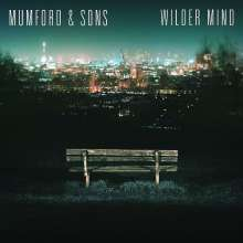 Mumford & Sons: Wilder Mind (Jewelcase), CD