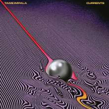 Tame Impala: Currents (180g), 2 LPs