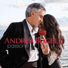 Andrea Bocelli: Passione (Remastered), CD