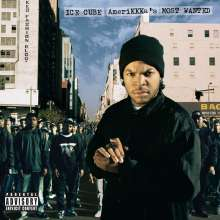 Ice Cube: Amerikkka's Most Wanted (Explicit), CD