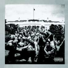 Kendrick Lamar: To Pimp A Butterfly (180g), 2 LPs
