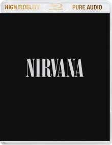 Nirvana: Nirvana, Blu-ray Audio