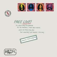 Free: Free Live! 1970, CD