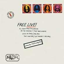 Free: Free Live! (180g), LP