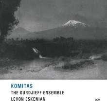 The Gurdjieff Ensemble: Komitas, CD