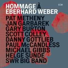 Hommage À Eberhard Weber: Live, CD