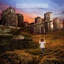 K.I.Z.: Hurra die Welt geht unter (180g), 2 LPs