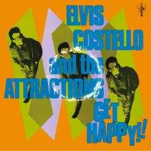 Elvis Costello: Get Happy!! (180g), 2 LPs