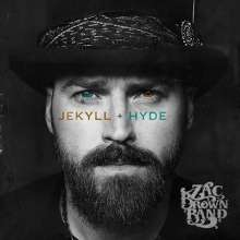 Zac Brown Band Jekyll Hyde Cd Jpc