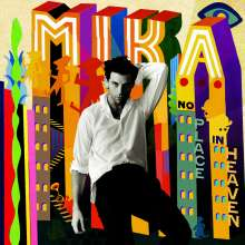 Mika: No Place In Heaven, CD