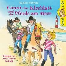 D.Hoßfeld: Conni,Kleeblatt U.D.Pferde Am Meer, 2 CDs
