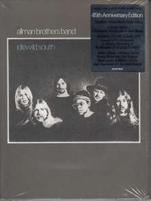 The Allman Brothers Band: Idlewild South (45th Anniversary Edition) (Limited Super Deluxe Edition), 4 CDs