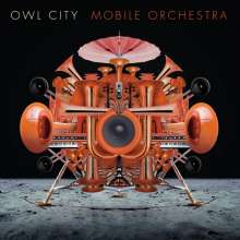 Owl City: Mobile Orchestra, CD