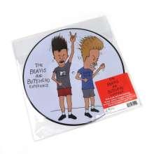 Filmmusik: Beavis & Butt-Head Experience, LP