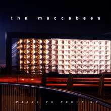 The Maccabees: Marks To Prove It, CD