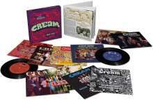 Cream: The Singles 1967 - 1970 (Limited Edition) (Boxset) (mono), 10 Singles 7""