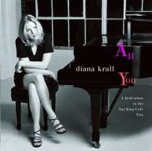 Diana Krall (geb. 1964): All For You (180g), 2 LPs