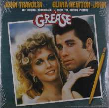Filmmusik: Grease, 2 LPs