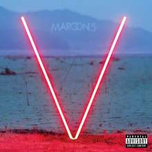 Maroon 5: V (New Version), CD