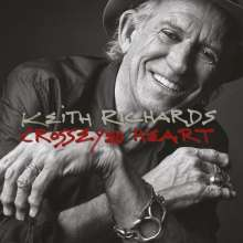 Keith Richards: Crosseyed Heart, 2 LPs