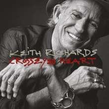 Keith Richards: Crosseyed Heart, CD
