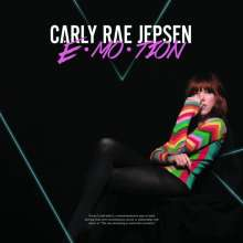 Carly Rae Jepsen: Emotion (Deluxe-Edition), CD