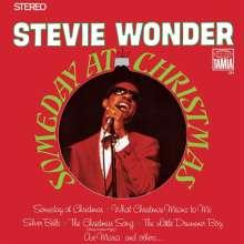 Stevie Wonder (geb. 1950): Someday At Christmas, LP