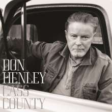 Don Henley (geb. 1947): Cass County (Deluxe-Edition), CD