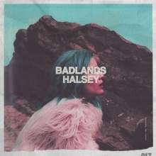 Halsey: Badlands (Limited Edition) (Blue Vinyl), LP