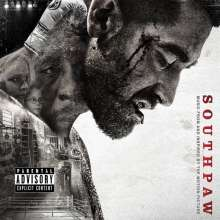 Filmmusik: Southpaw, CD
