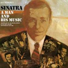 Frank Sinatra (1915-1998): A Man And His Music (remastered) (180g), 2 LPs