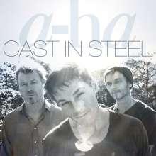 a-ha: Cast In Steel, CD