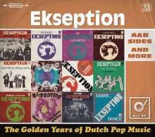 Ekseption: The Golden Years Of Dutch Pop Music, 2 CDs
