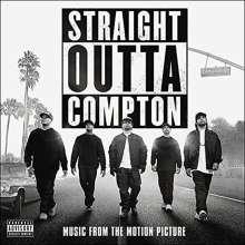 Filmmusik: Straight Outta Compton, 2 LPs