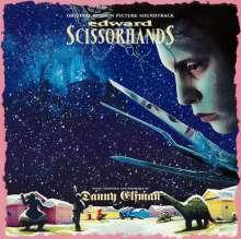 Original Soundtracks (OST): Filmmusik: Edward Scissorhands, LP