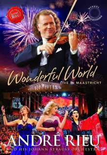 André Rieu: Wonderful World - Live In Maastricht, DVD